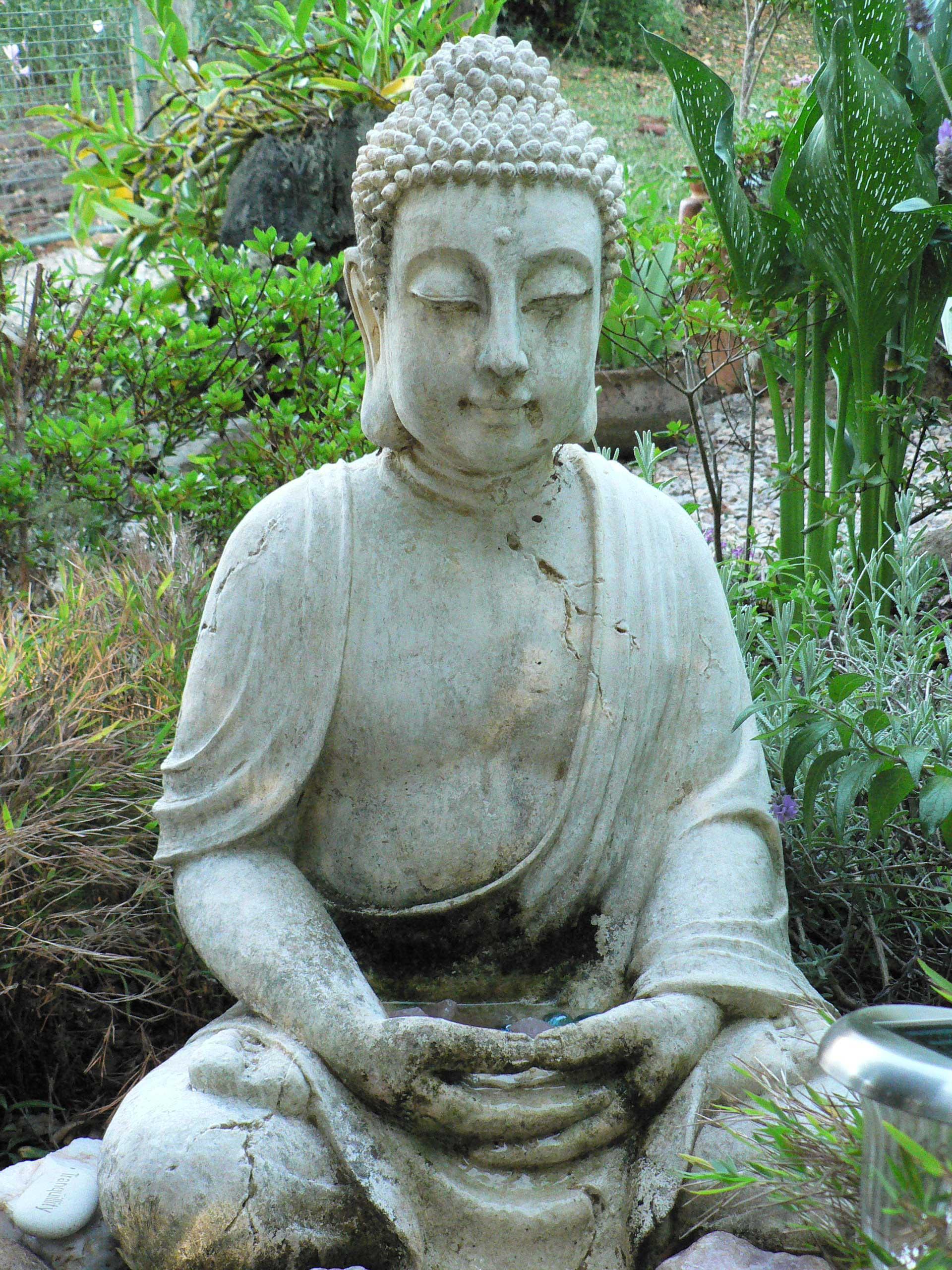 Buddha of happiness